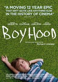 Boyhood starring Ellar Coltrane, Ethan Hawke and Patricia Arquette is out nationwide in cinemas now.