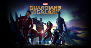 Guardians of the Galaxy is out in UK cinemas now!