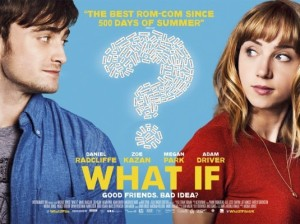 What If will be released into UK cinemas on August 20th.