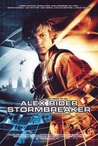 Alex Pettyfer stars as teenager Alex Rider in this teenage 'James Bond-esque' adventure.
