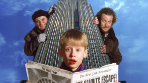 Kevin is lost in New York in the follow up to this 1990 classic.