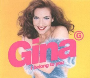 Gina G's follow up single to her Eurovision entry hit the UK Top 10 in November 1996.